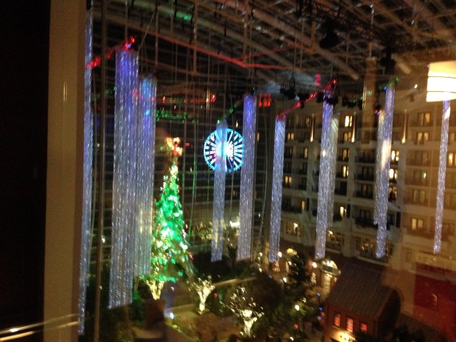 The Gaylord Convention Center