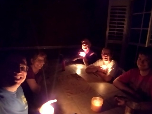 amish game night