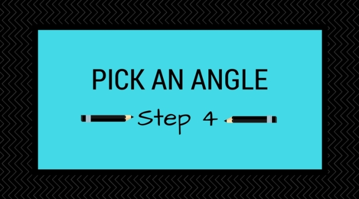 Step 4_ Pick an Angle