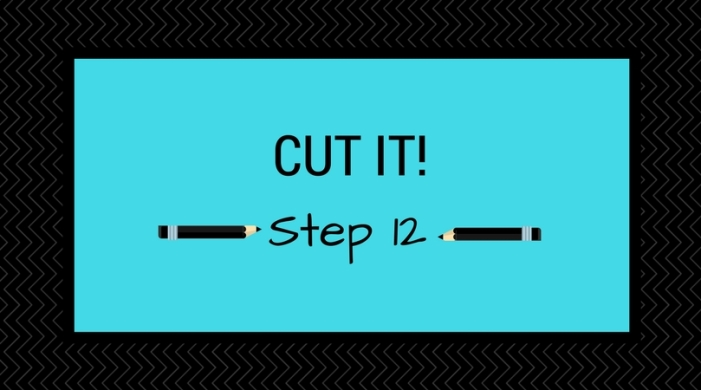 Step 12_ Cut It