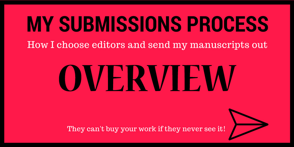 MY SUBMISSIONS PROCESS overview