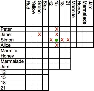 logic puzzle