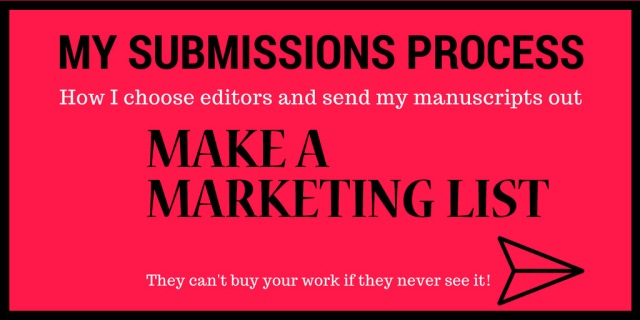 MY SUB marketing list